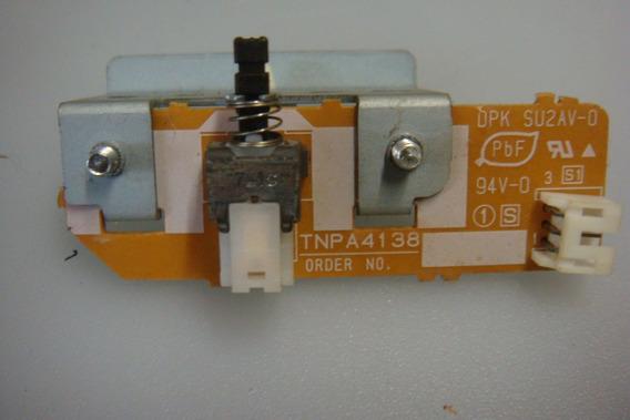 Placa Chave Power Tnpa4138 Panasonic Th-42pv70lb
