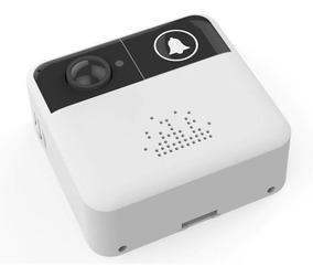 Campainha Câmera Wifi Sem Fio Inteligente