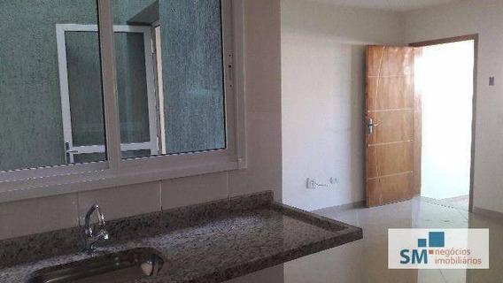 Sobrado Residencial À Venda, Vila Pires, Santo André. - So0184
