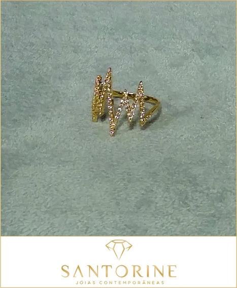 Semijoia - Anel - Banhados Ouro - Unidade