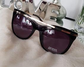 8bea1f99e Óculos De Sol Gatinha De Guess - Óculos De Sol no Mercado Livre Brasil