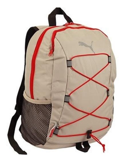 Mochila Puma Unisex Cafe Claro Jr Sbp Backpack 07058701