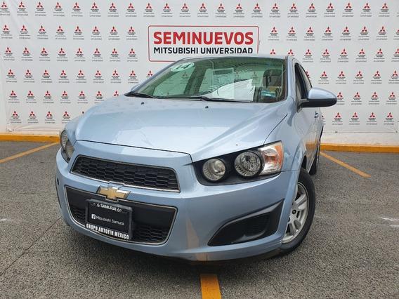 Chevrolet Sonic Lt Ta 2014