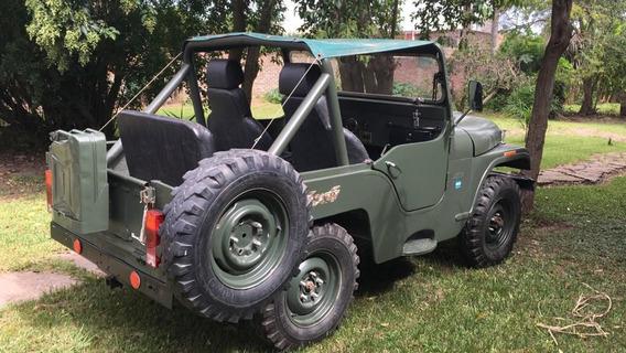 Ika Jeep Ika 4x4 Corto 4x4