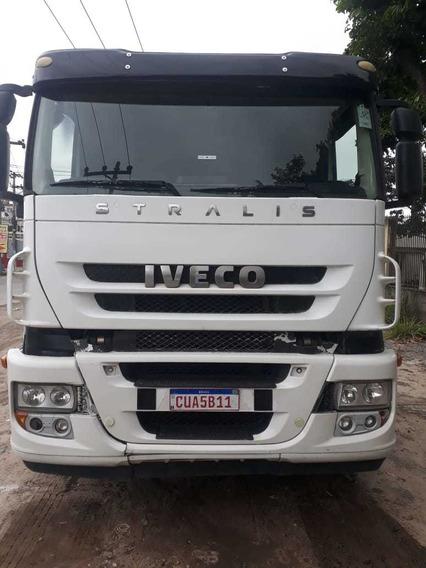 Iveco Strallis 380 - Ano 2008 - 6x2
