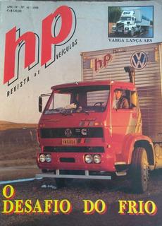 Revista Hp Nº41 1990 Poster: V W 16 210 H