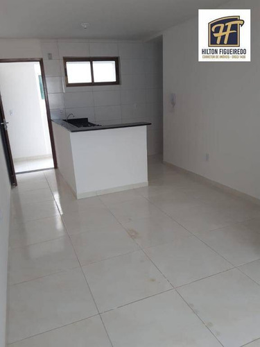 Apartamento Com 2 Dormitórios À Venda, 58 M² Por R$ 194.000,00 - Bessa - João Pessoa/pb - Ap6371