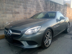 Mercedes-benz Clase Slc 1.6 180 At 2018