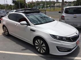 Kia Optima 2.4 Ex 16v Gasolina 4p Automatico 2013/2014