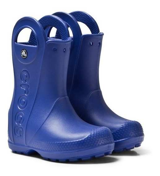 Botas De Lluvia Crocs Handle It Rain Boot Kids Az 128034o5