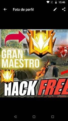 Pacote Hack Freefire 2020/04/08
