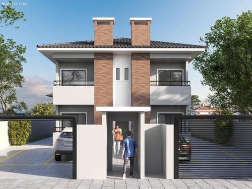 Apartamento Para Venda Em Palhoça, Aririu, 2 Dormitórios, 1 Suíte, 2 Banheiros, 1 Vaga - Ml145_1-1763954