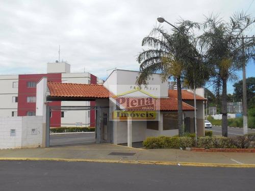 Imagem 1 de 1 de Apartamento Residencial À Venda, Jardim Marchissolo, Sumaré. - Ap0741