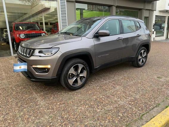 Jeep Compass 2.4 Longitude 2018