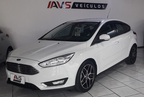Ford Focus 2.0 Titanium Plus 16v Flex 4p Powershift