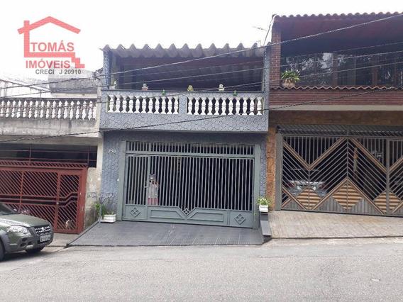 Sobrado Residencial À Venda, Jaraguá, São Paulo - So1455. - So1455