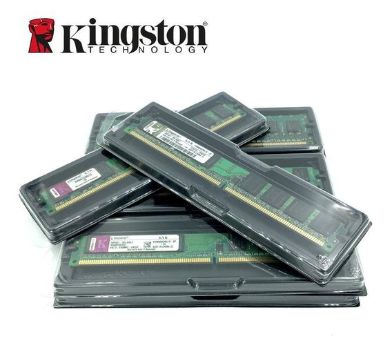 Memória Kingston Ram 2 Gigas Ddr 2