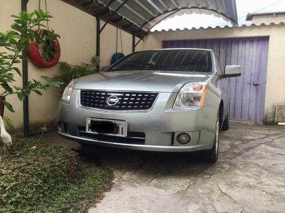 Nissan Sentra - S 2.0 Cvt