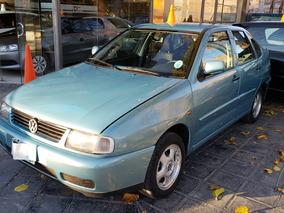 Volkswagen Polo Classic 1.6 Mi Aa 1999 4 Puertas