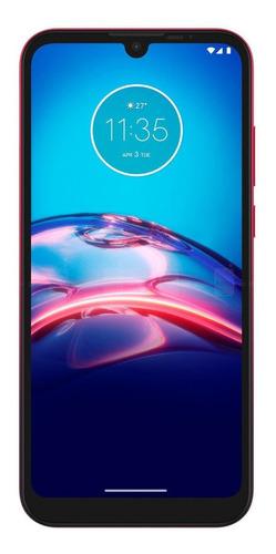 Moto Moto E E6s (2020) Dual SIM 32 GB vermelho-magenta 2 GB RAM