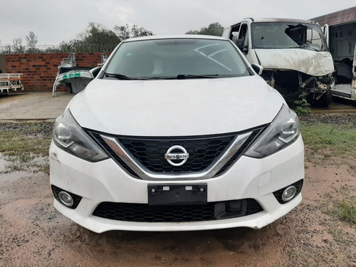Sucata Peças Acessórios Nissan Sentra 2018/19 140cv