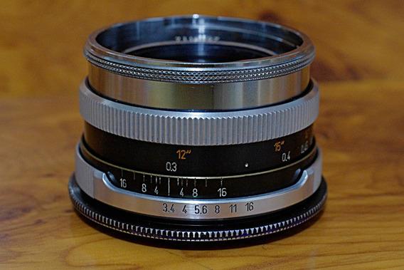 Carl Zeiss Skoparex 35mm 3.4 M42 Canon Nikon Pentax...