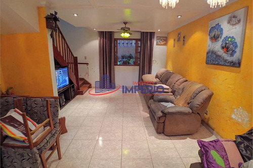 Sobrado Com 4 Dorms, Tucuruvi, São Paulo - R$ 550 Mil, Cod: 7190 - V7190