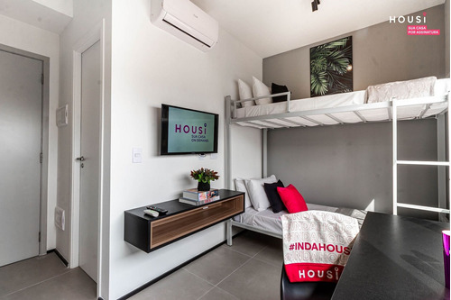 Imagem 1 de 15 de Apartamento - Vila Mariana - Ref: 1106 - L-1106
