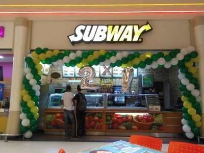 Traspaso De Subway - Toluca Plaza Sendero