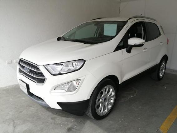 Ford Ecosport 5p Titanium L4/2.0 Aut