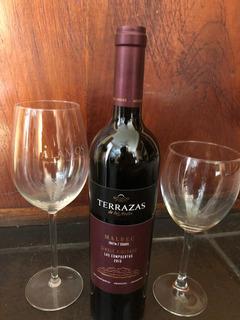 Vino Terrazas De Los Andes Malbec 2013 Vinos En Mercado