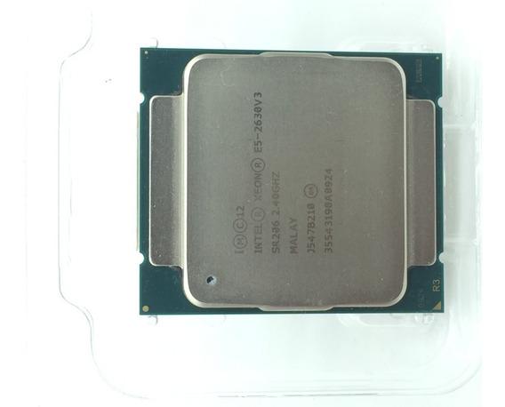 Processador Intel Xeon E5 2630 V3 8 Núcleos 16 Threads
