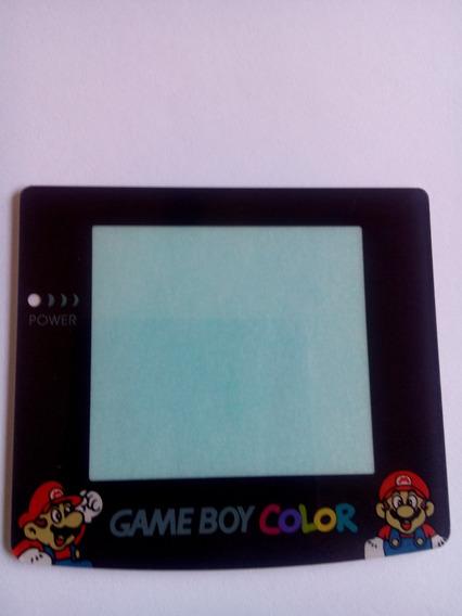 Tela Game Boy Color Edição Mario Bros Frete Apenas 9 Reais