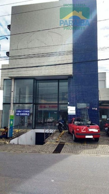 Loja Comercial Para Locação - Torre - João Pessoa - Pb - Lo0023