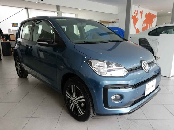 Volkswagen Up 2018 5p Connect Up L3/1.0 Man