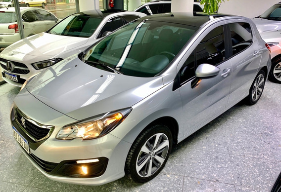 Peugeot 308 Allure Pack Automatico Thp Gps 2018 Autos Usados