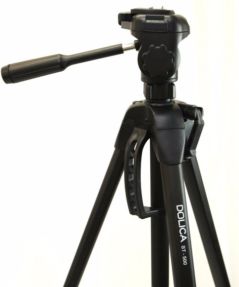 Tripé Dolica St-500 Alumínio Ball Head Fotografia Filmagem