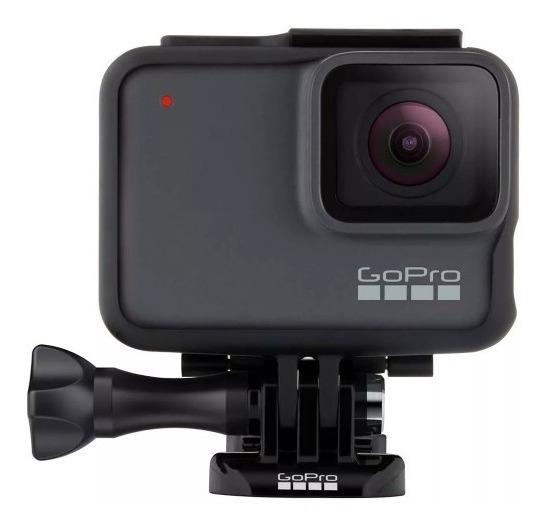Gopro Câmera Digital Hero7 Cinza 10mp 4k30 Original-garantia