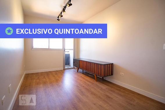 Apartamento No 8º Andar Mobiliado Com 2 Dormitórios E 1 Garagem - Id: 892987851 - 287851
