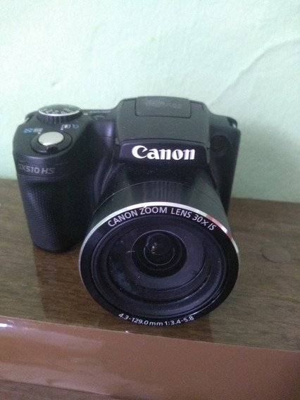 Camera Canon Power Shot Sx 510 Hs