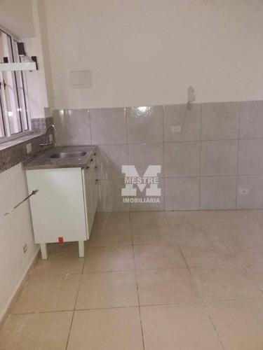Imagem 1 de 18 de Kitnet Com 1 Dormitório Para Alugar, 35 M² Por R$ 599,00/mês - Jardim São Paulo - Guarulhos/sp - Kn0016