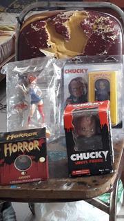 Vendo Lote De Figuras De Chucky