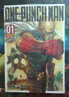One Punch Man Vol 1 Seminovo