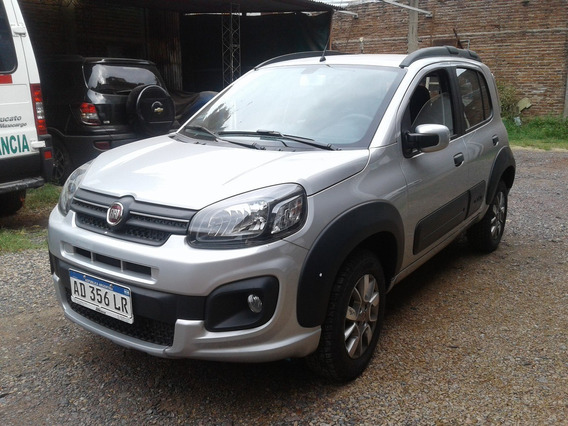 Fiat Uno Way 1.3 5/p 2019 Solo 7000km! Contado/permuta!