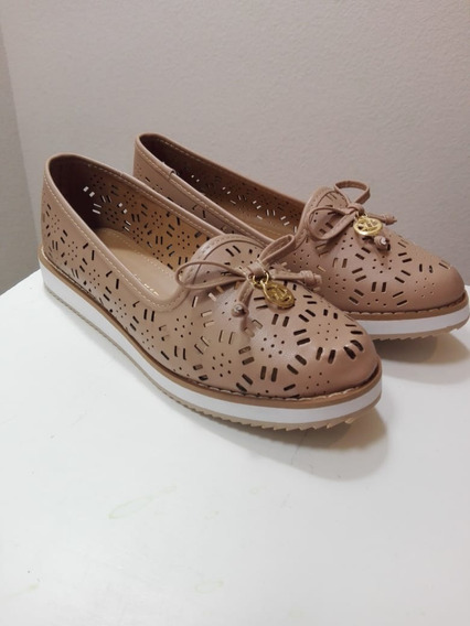 Flats Zapatos Dama Suela Eva Comodos