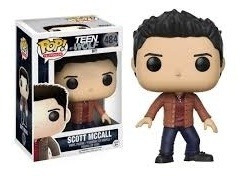 Funko Pop! Television Teen Wolf - Scott Mccall - Funko Pop