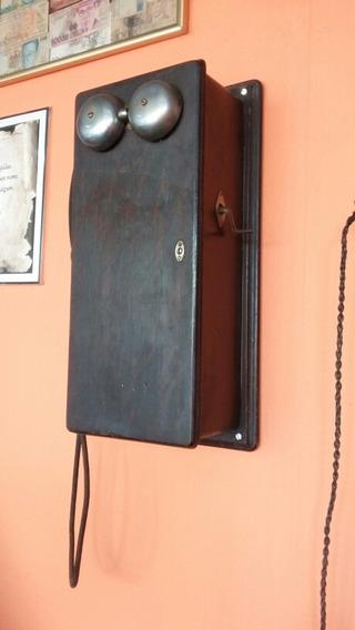 Telefone Antigo De 1946
