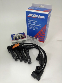 Kit Cables+bujias Acdelco Chevrolet Astra Vectra 2.0 2.2 2.4