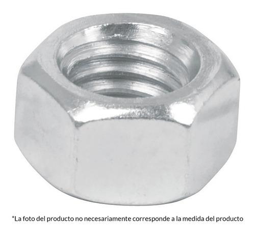 Imagen 1 de 4 de Tuerca Hexagonal 1/4' Fiero 44548