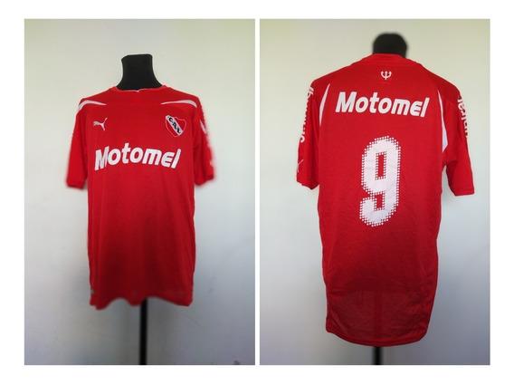 Camiseta Independiente 2010/2011 #9 Matías Defederico